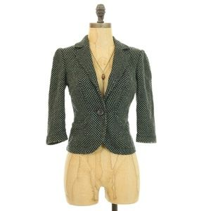 Frenchi Nordstrom Juniors Wool Blend Jacket